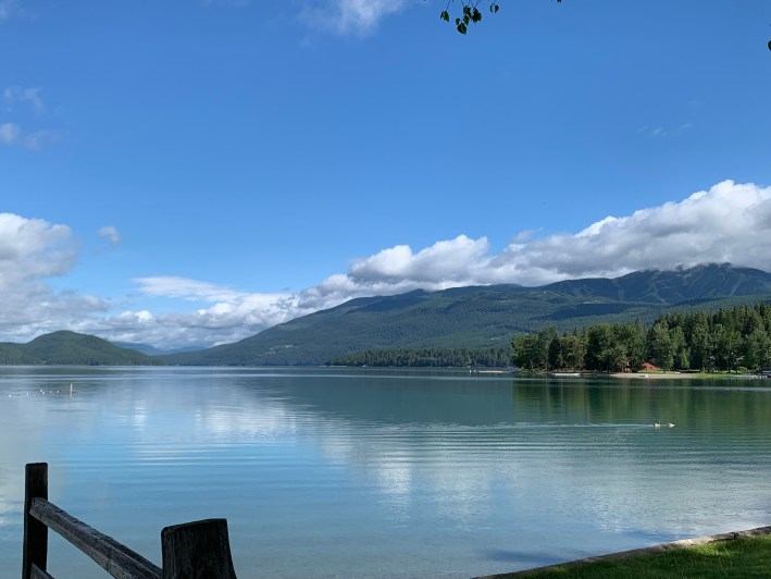 Whitefish Lake, Montana