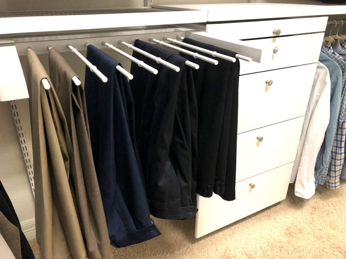 Transform your closet with ELFA at The Container Store