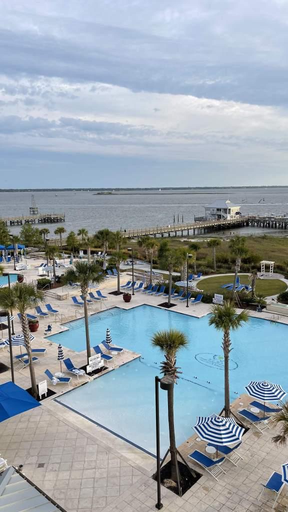 Main pool - Beach Club Charleston
