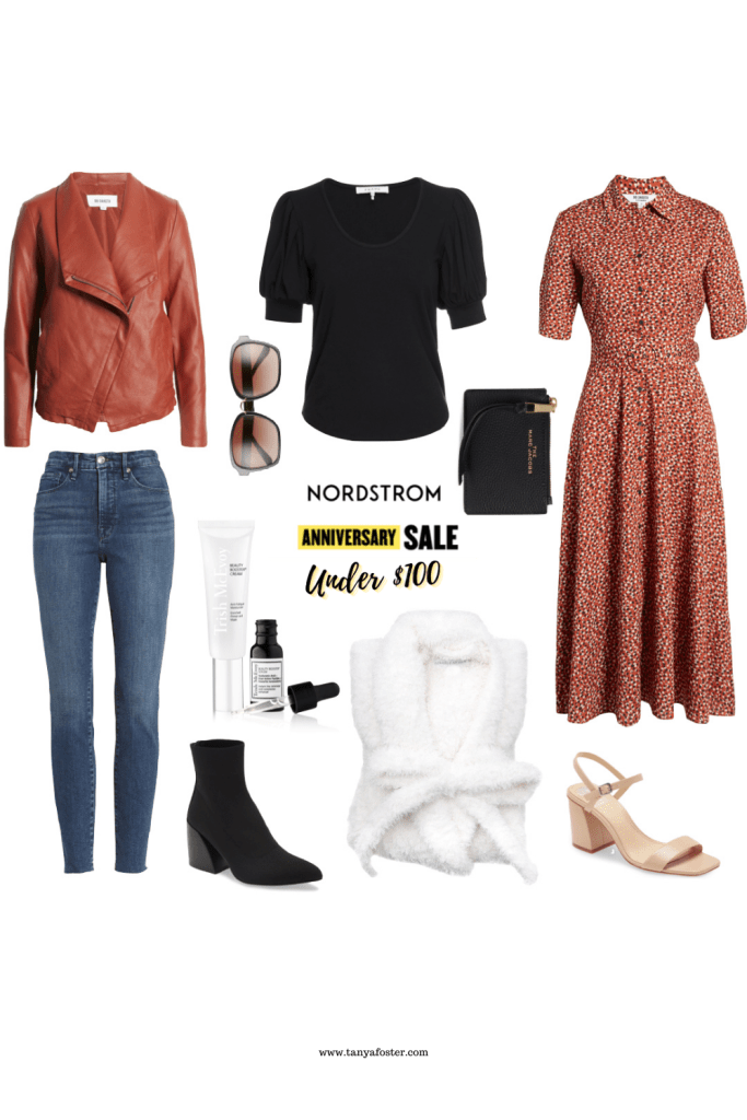nordstrom anniversary sale under $100 collage items