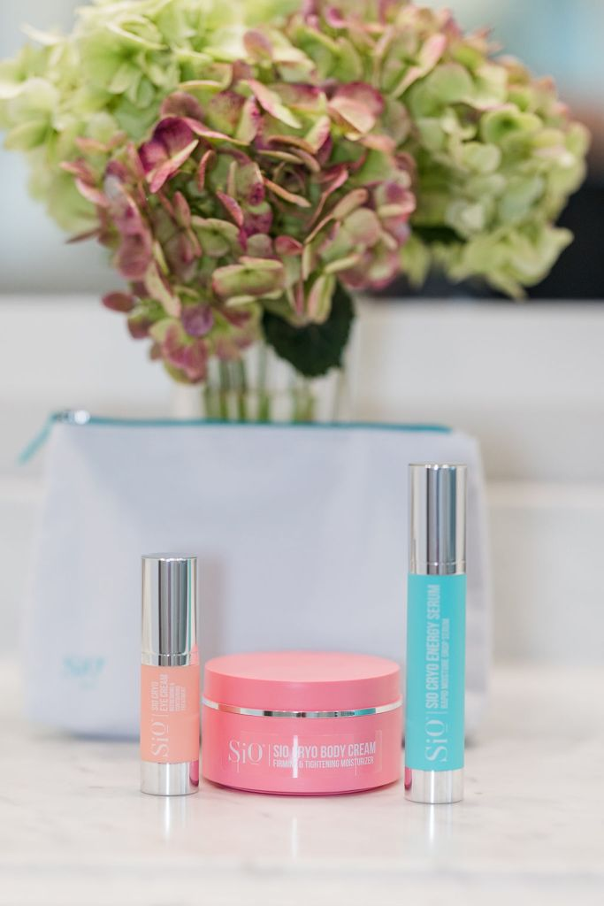 SiO Beauty New cryo collection