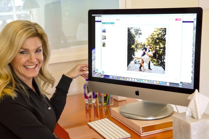 Create a beautiful photo book with Mixbook