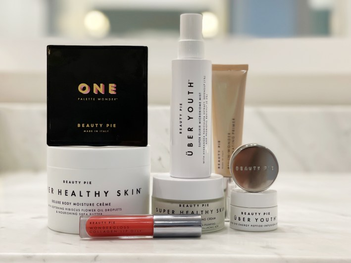 Beauty Pie products