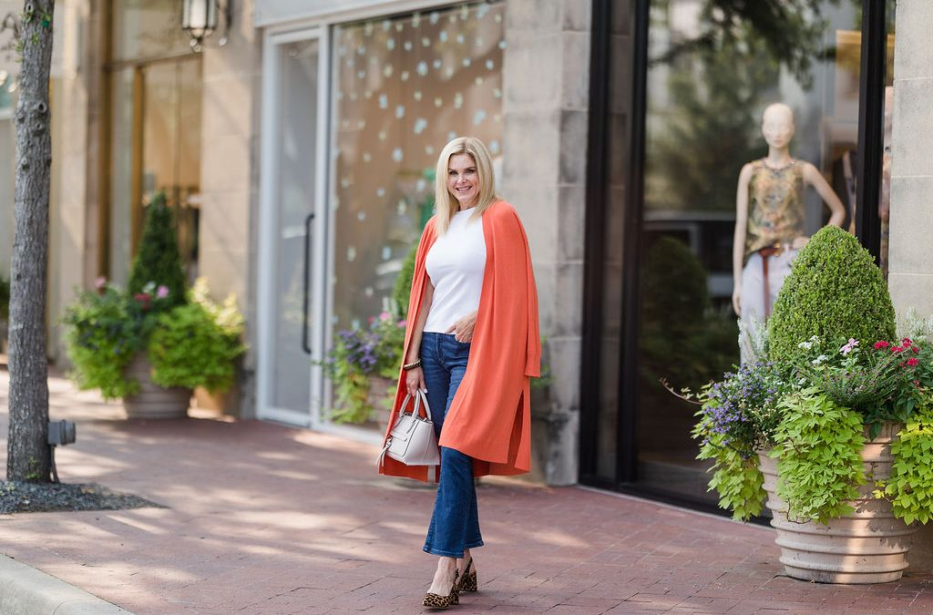 Fall Style with Ann Taylor