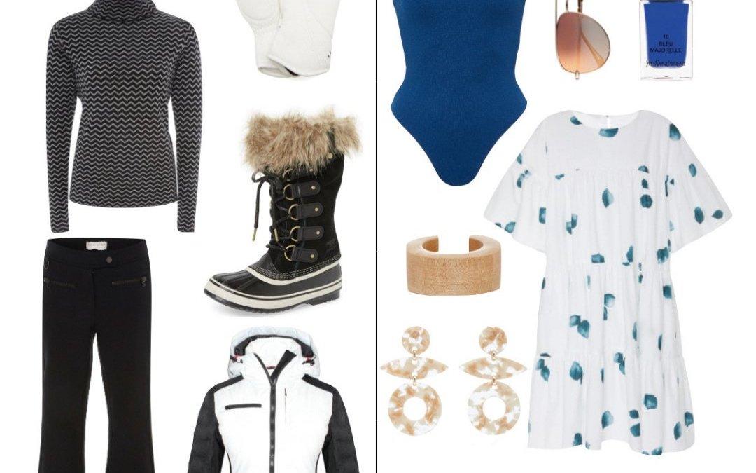 Ski v. Sun | Packing Options