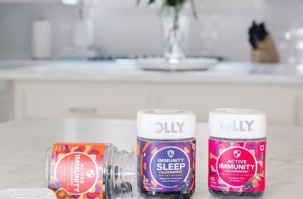 Olly Immunity Vitamins