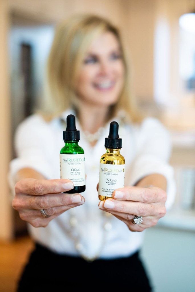cbd product the trusted lab supplement