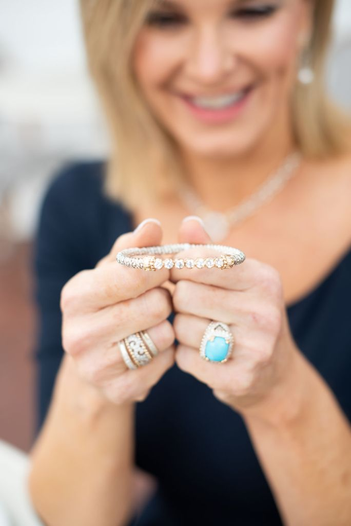 Vahan Jewelry on TanyaFoster.com