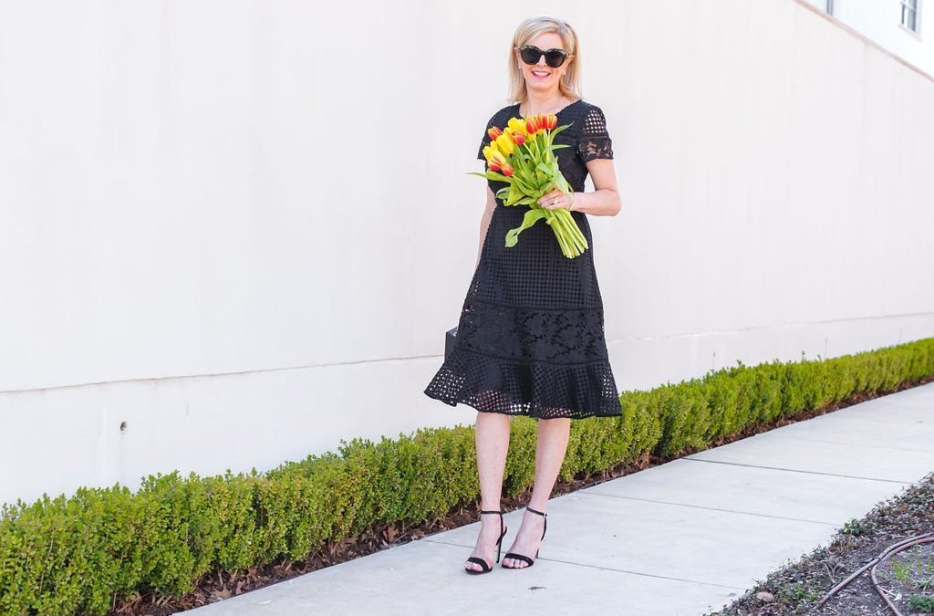 10 Black Dresses for Spring!