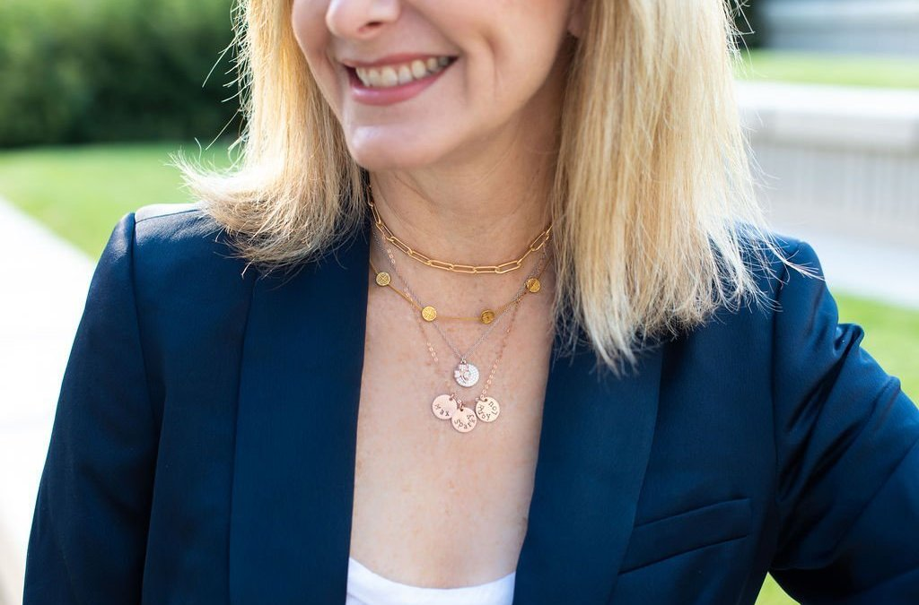How to Layer Necklaces Like a Pro