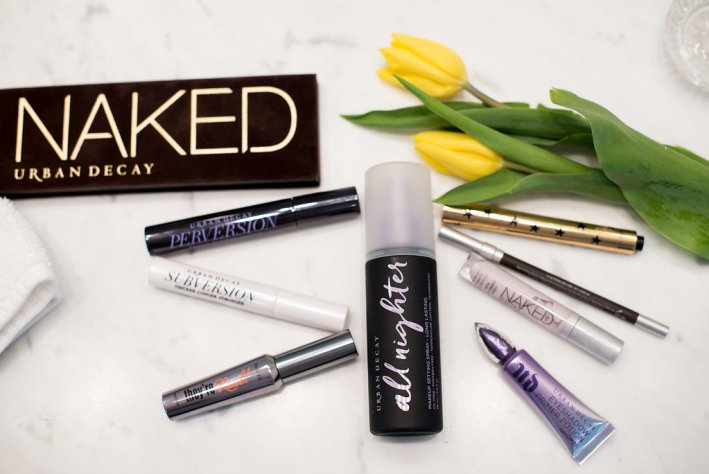 How to create a dramatic eye with Urban Decay