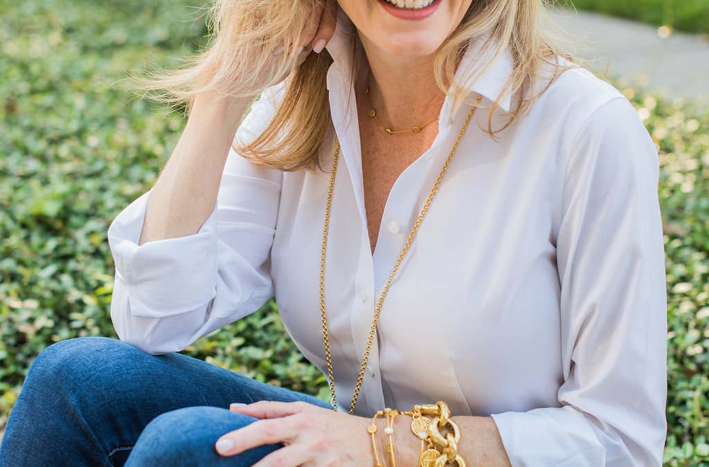 The wearable luxury of Julie Vos jewelry