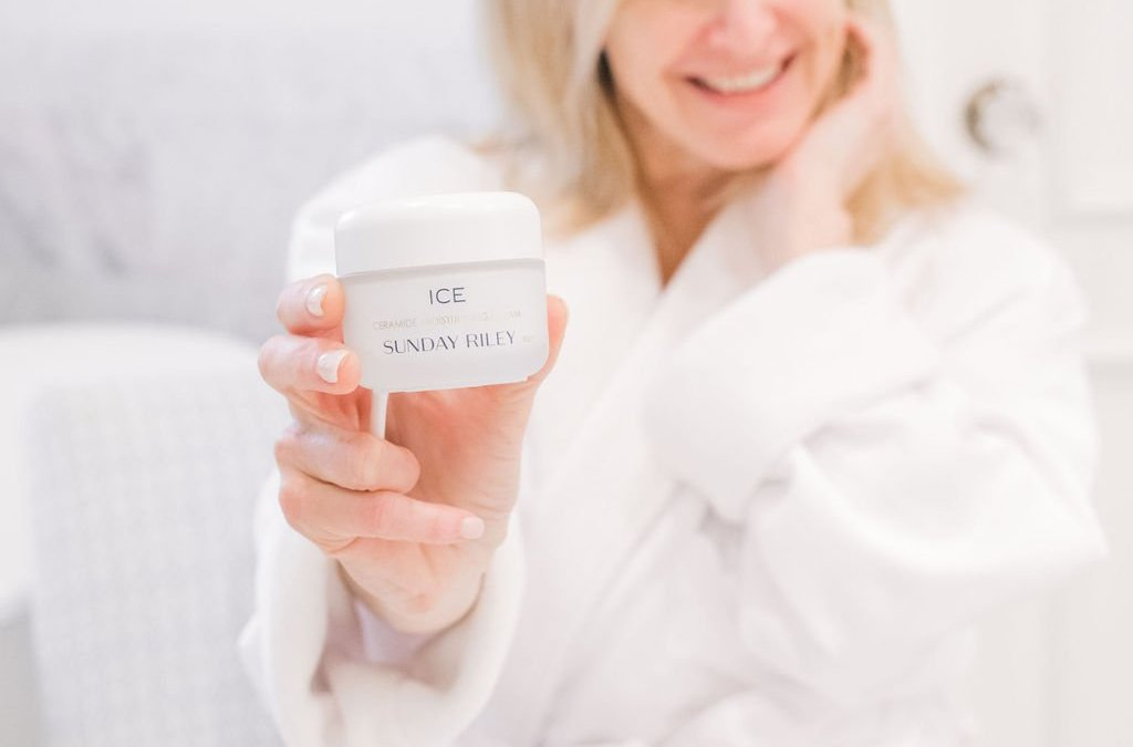Winterize your skin | Sunday Riley Ice & IPL