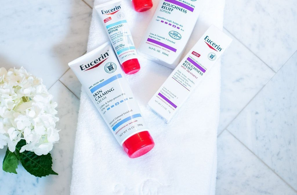 Solve dry winter skin with Eucerin