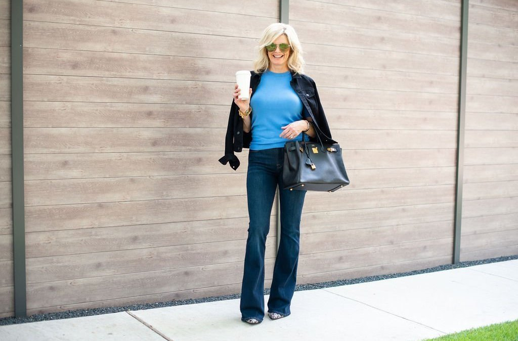 Trend Focus : How to Wear Flare Jeans