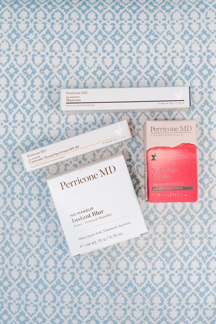 perricone md instant blur ingredients