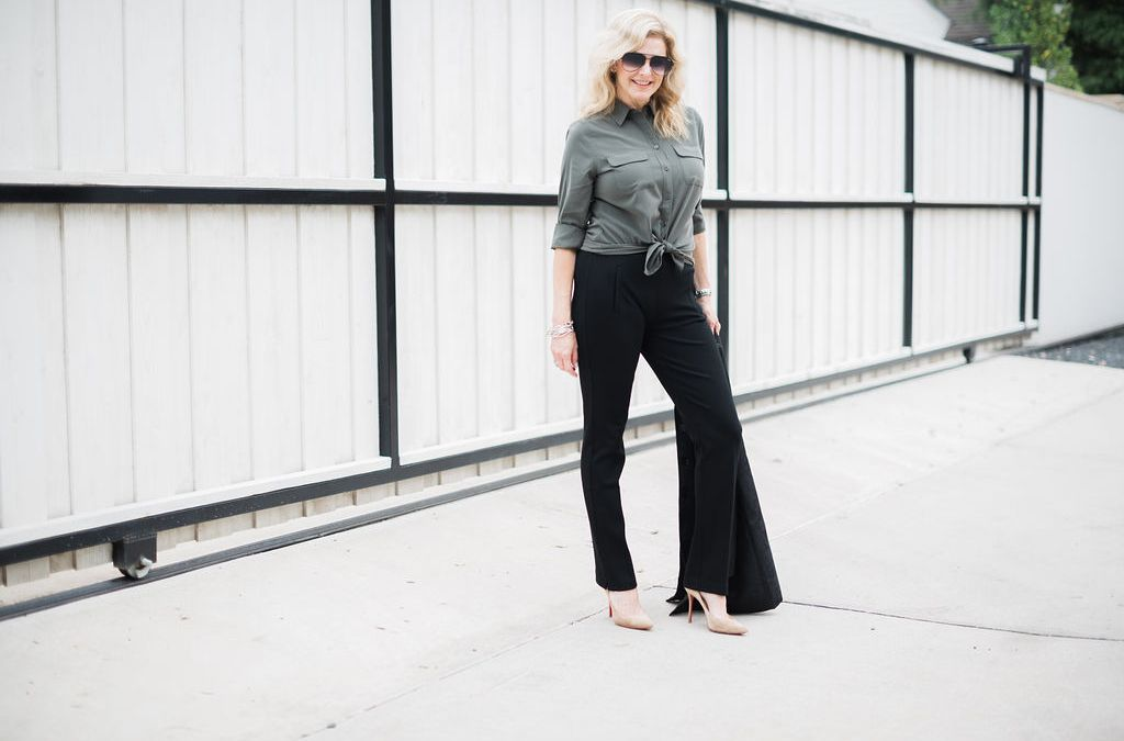 Game Changer: The So Slimming Juliet Pant