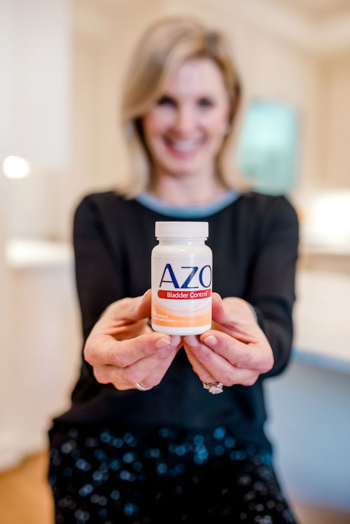 AZO Bladder Control to help bladder strength