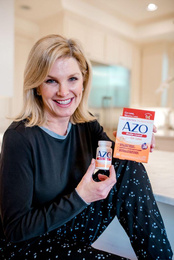 AZO Bladder Control to help bladder strength