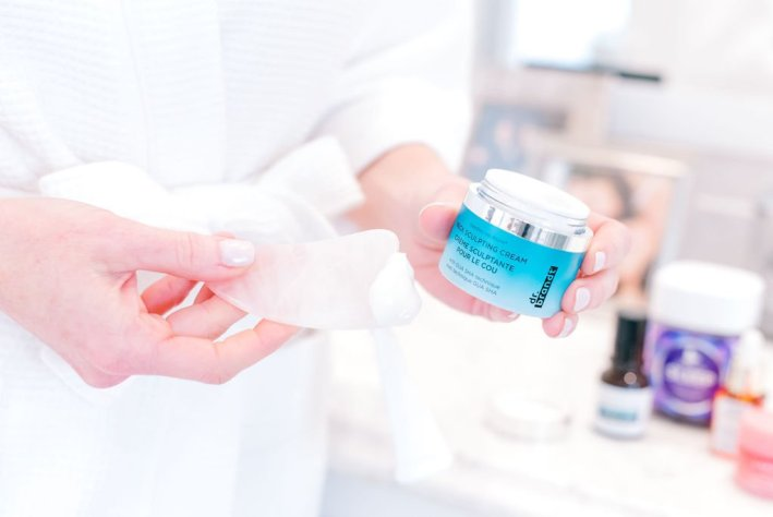 Tanya Foster Favorite Beauty Products to Try Now - Dr. Brandt Neck Sculpting Cream