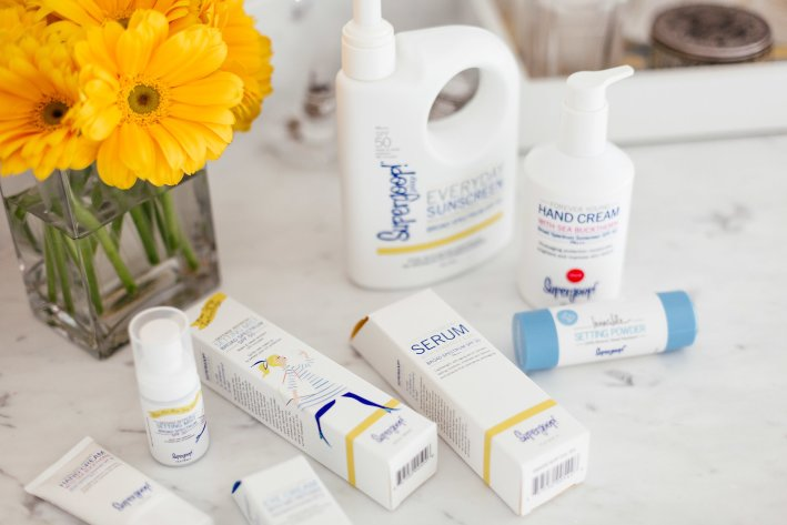 Supergoop! is the best skincare line for UV protection and daily sunscreen.