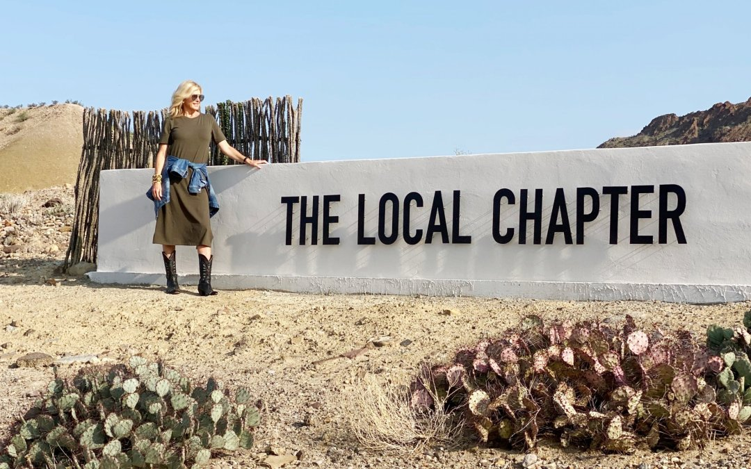 West Texas Glamping at The Local Chapter