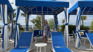 Our stay at The Beach Club: Charleston Harbor Resort & Marina