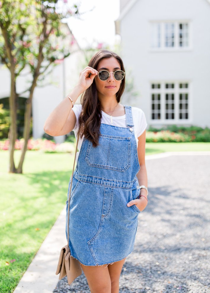 Reviewing popular denim trends with Nordstrom on TanyaFoster.com