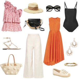 Top Beach Vacation Fashion Picks for 2019