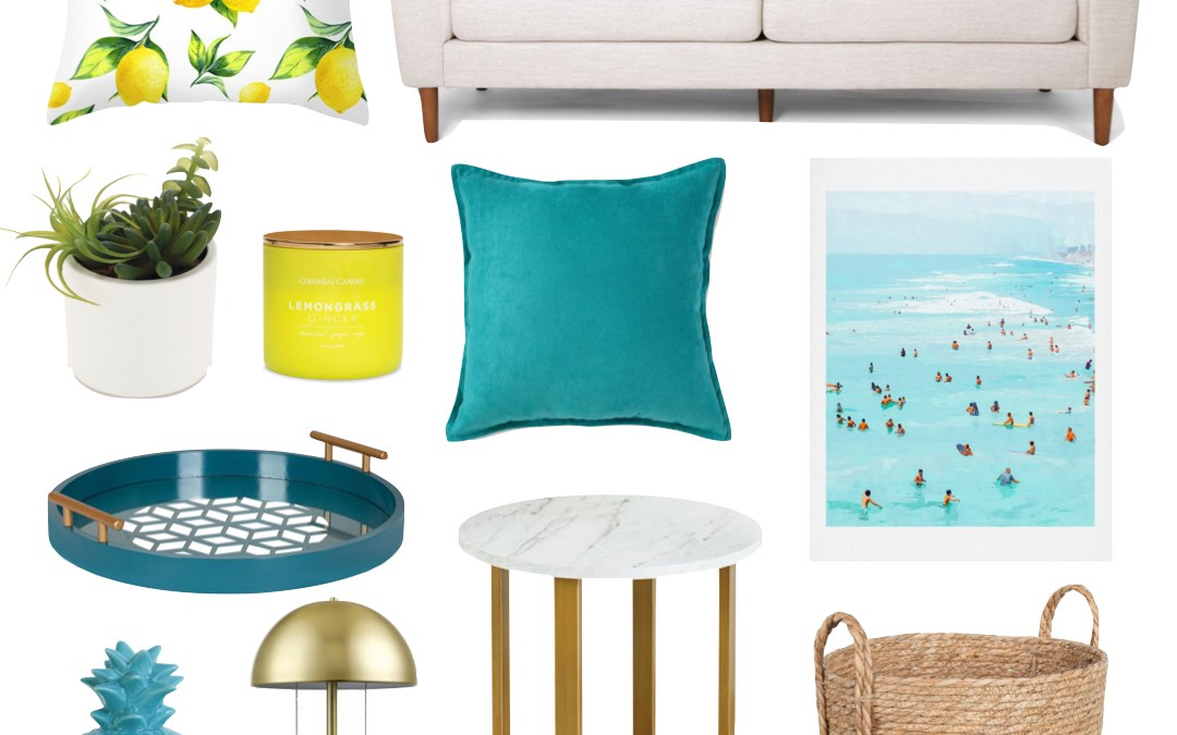How to Update Your Home for Summer Without Breaking the Bank