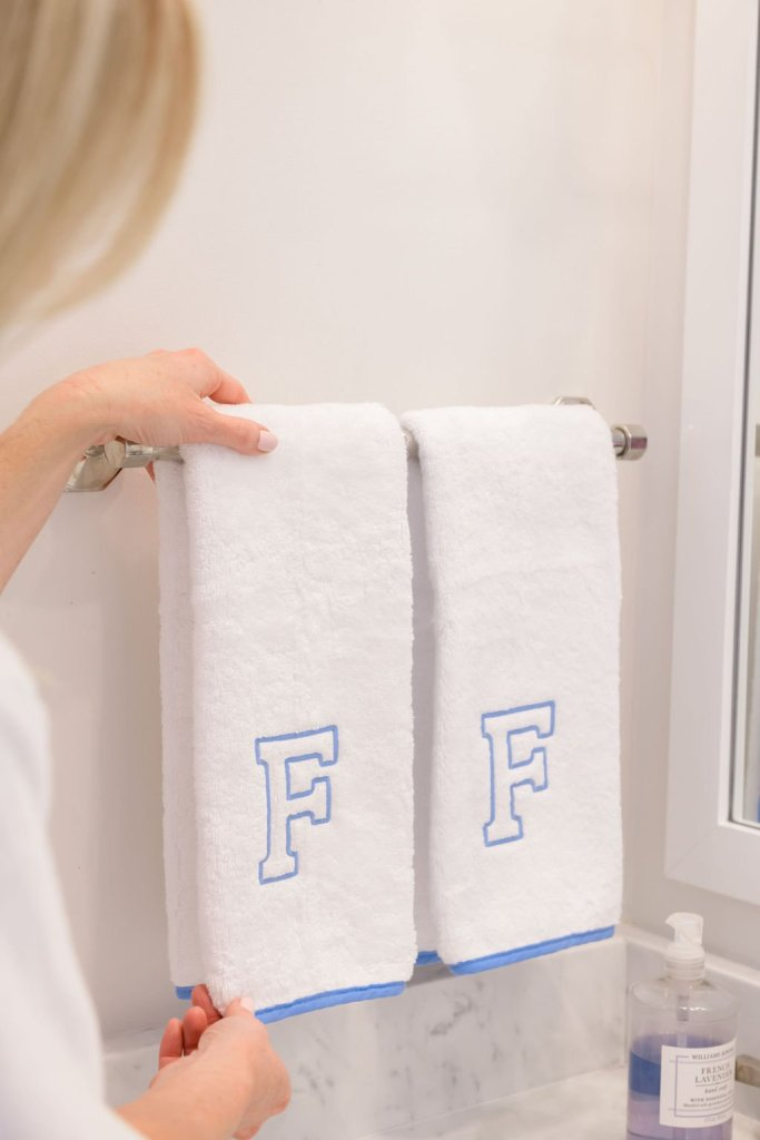 Weezie Towels hand towels