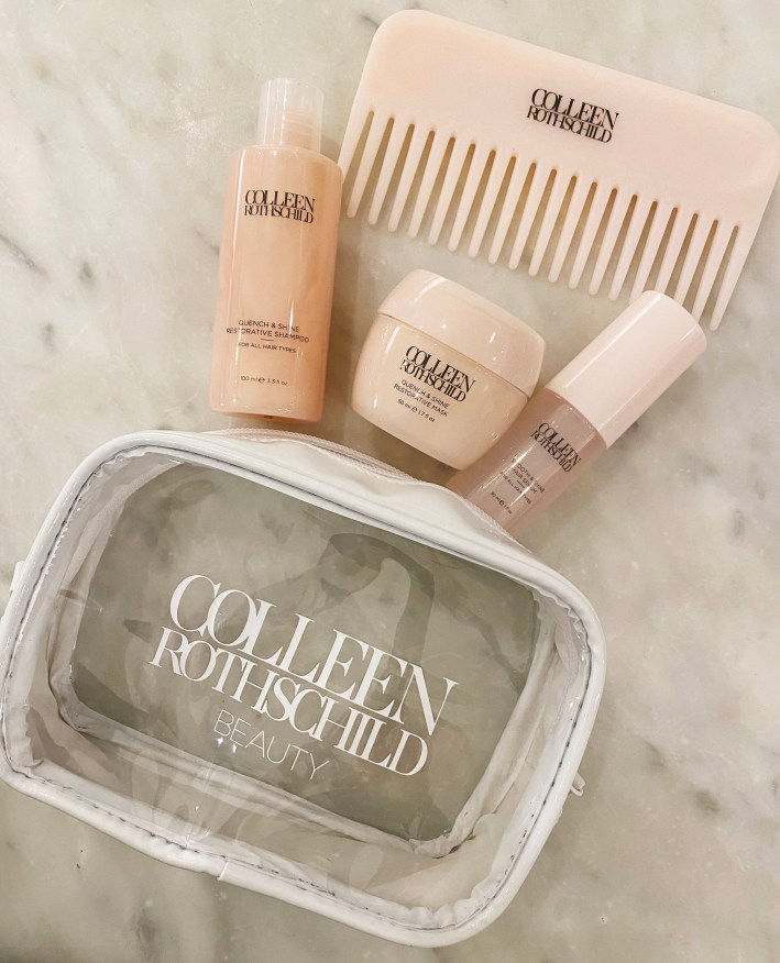 colleen rothschild quench and shine deluxe mini set