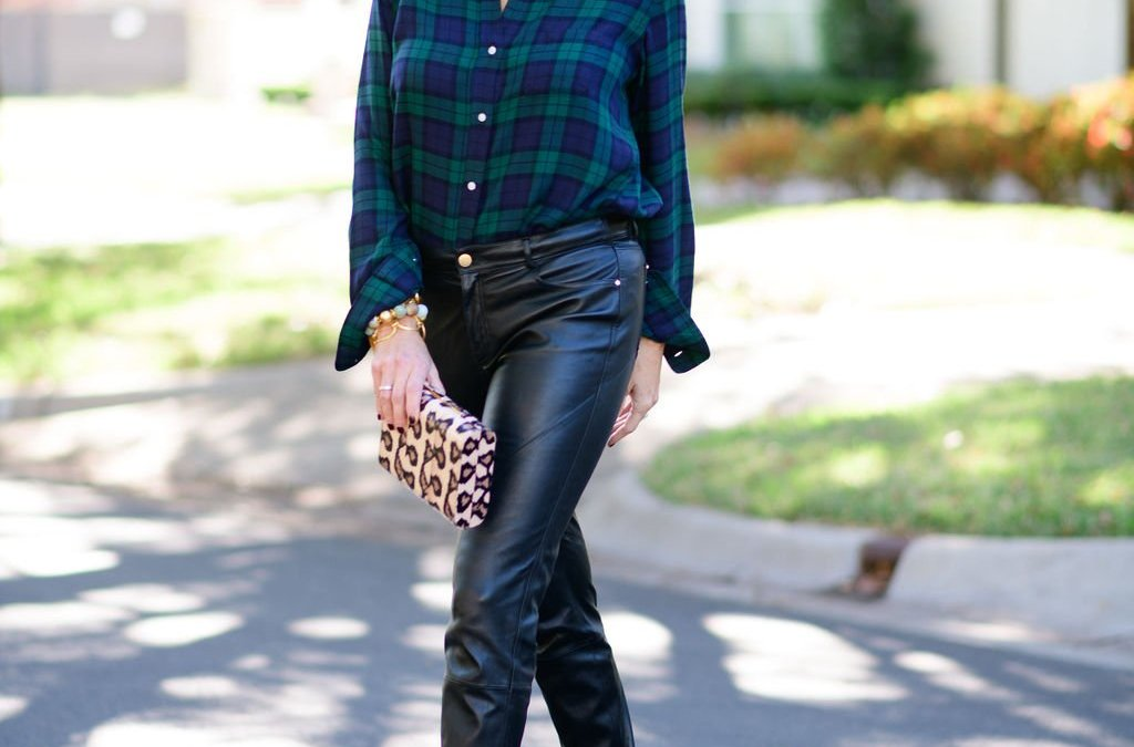 How to Style a Flannel Shirt   Casual & Dressy