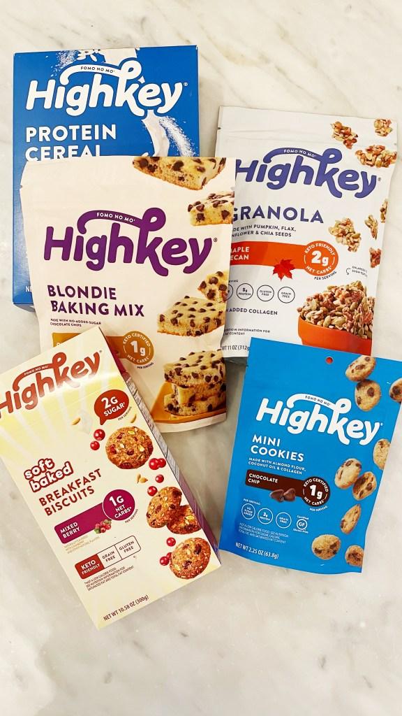 highkey products