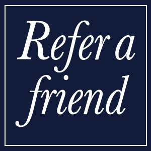 Refer a Friend program for TanyaFoster.com