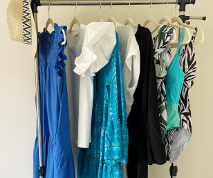 Resort Packing List and Swimsuits