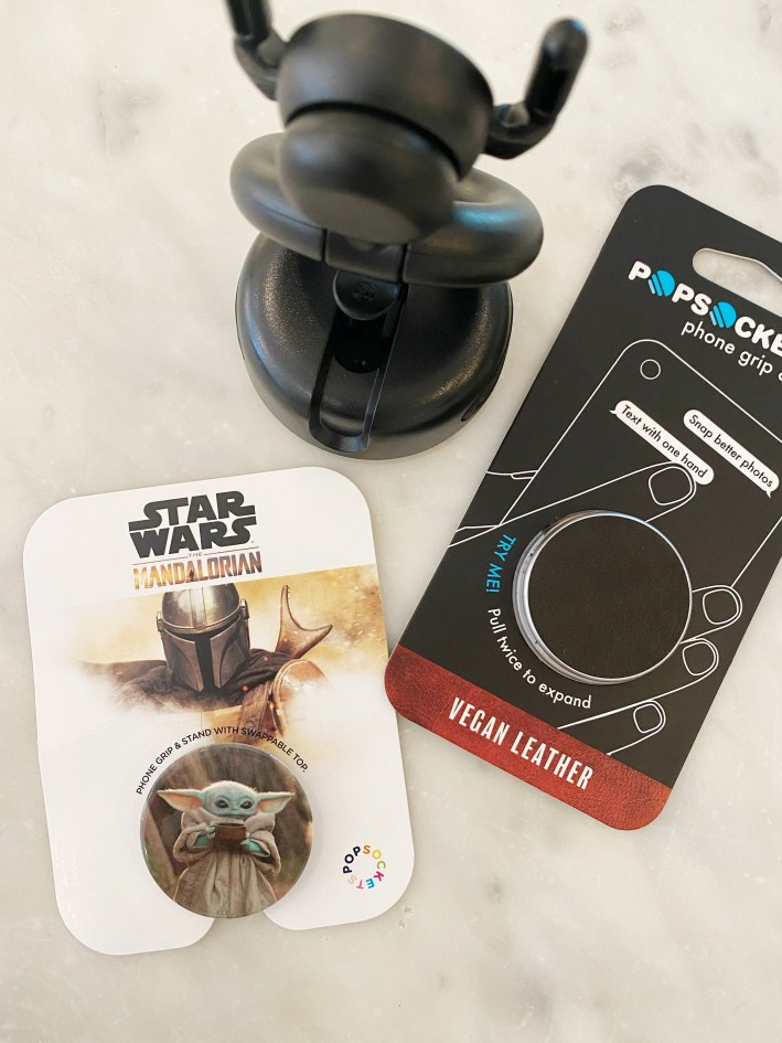 star wars phone popsocket
