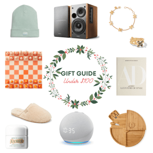 2020 Gift Guide: Gifts Under $100