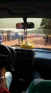 Cars in rwanda