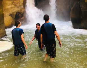 Wadi Mujib, Jordan – the funniest scary trip ever