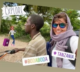 Touring Tanzania on a budget