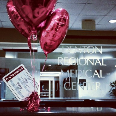 Heart Month Balloon Bouquets