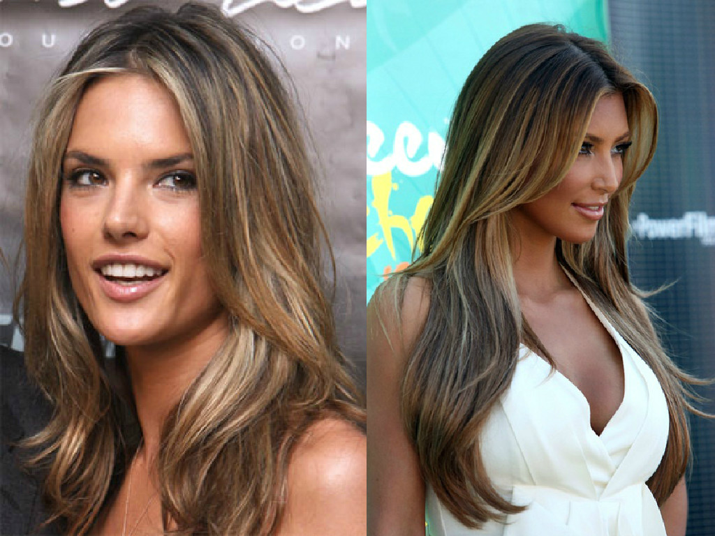 New Hair Trend Balayage Tanyalena