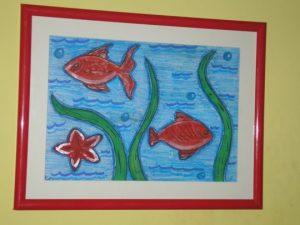 Aqua theme for children's library2