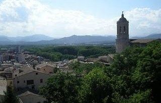 girona-wall-view, courtesy Flickr