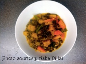 Kaya – Carrot Erissery