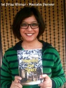 1st prize winner_manisha panwar