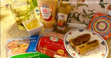Cheesey bread rolls_by arnav munshi