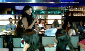 Dining Etiquette Workshop by Image Consultant - Greeshma Thampi
