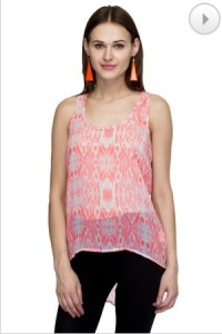 Pink Top at Oxolloxo